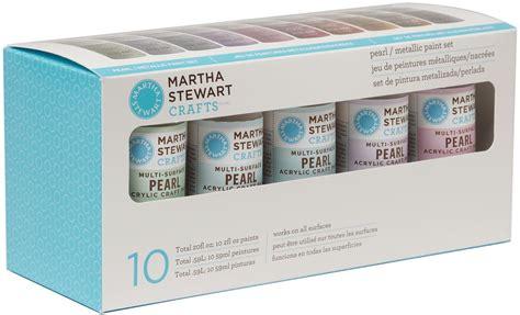 martha stewart crafts martha stewart pearl metallic