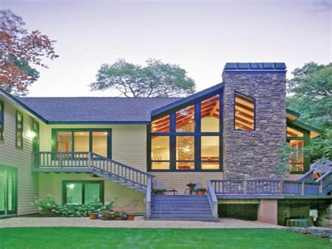One Story Modern House Plans by Unique Single Story Home Designs Modern Single Story House