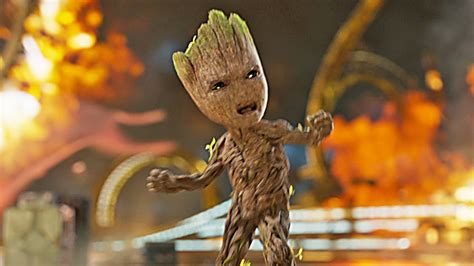 Groovin' Groot  Guardians Of The Galaxy Vol 2 (2017