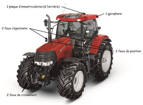 si鑒e de tracteur agricole les règles de circulation des engins agricoles