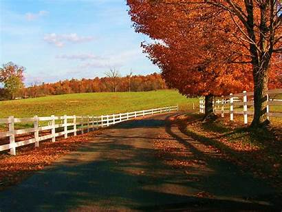Country Scenes Fall Autumn Wallpapers Nice Season