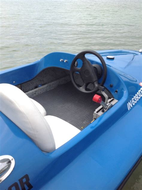 Speed Boat Average Speed by Exhilarator 101b Mini Speed Boat 2011 For Sale For 2 700