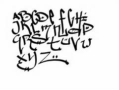 Graffiti Style  Several Designs Sketches of Graffiti Letters Alphabet  Graffiti Alphabet Flava