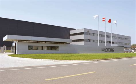 Wintec invests 10m euros to expand its Changzhou factory ...