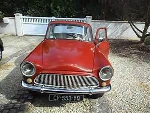 Garage Renault Versailles : 1960 simca aronde doovi ~ Gottalentnigeria.com Avis de Voitures