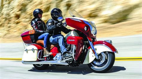 polaris adds roadmaster and two color paint to indian motorcycle lineup before sturgis