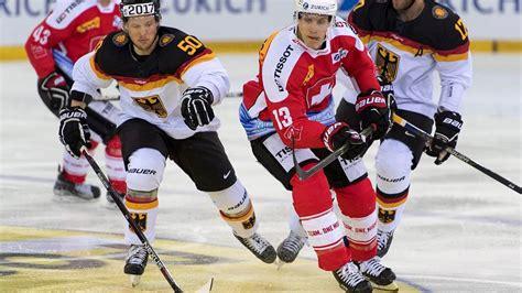 Schweiz 20:00 uhr live bei sport1. Eishockey: Deutschland unterliegt der Schweiz 3:4