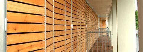 tamiluz volets persienne et brise vues de lames fixes en bois volets bois