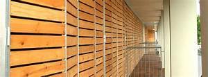Fabriquer Volet Bois : tamiluz volets persienne et brise vues de lames fixes en ~ Nature-et-papiers.com Idées de Décoration