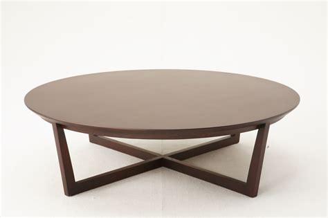 Table Salon Ronde Bois  Table Basse, Table Pliante Et