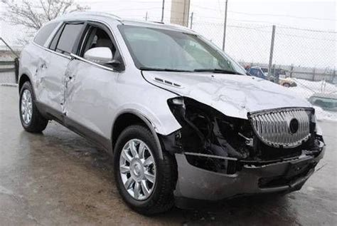 Buy Used 2011 Buick Enclave For Parts In Mansfield, Ohio
