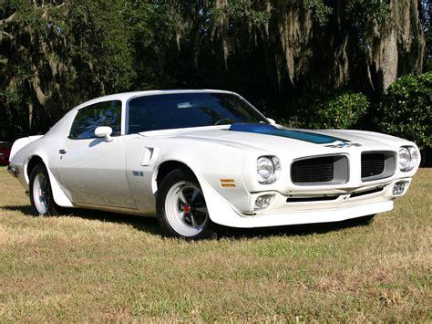 (1970 / 1981) Pontiac Trans Am Deuxième Génération