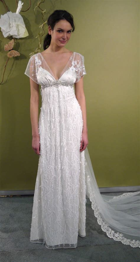 Fall 2011 Claire Pettibone Wedding Dresses Bohemian