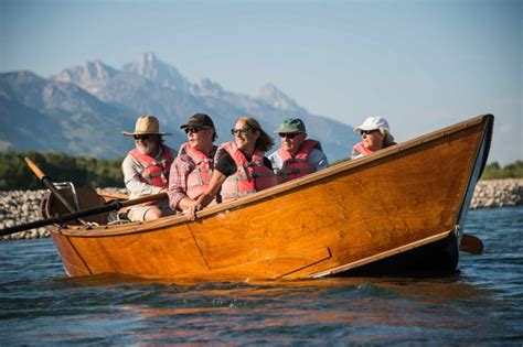 Wooden Boat Adventures by Jackson Vintage Adventures Wooden Boat Tours