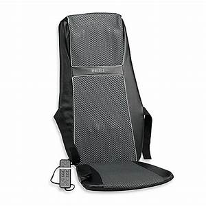 homedicsr deluxe shiatsu 1 massage cushion bed bath beyond With bed bath and beyond back massager