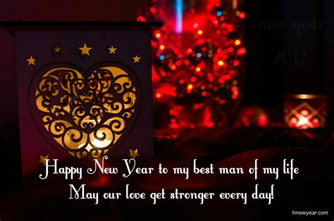 50 Greatest New Year Wishes For Lovers 2017, Girlfriend