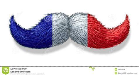 French Man Symbol Royalty Free Stock Photos