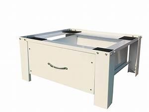 RESPEKTA waschmaschinenerhöhung LAVATRICE struttura portante base con cassetto eBay