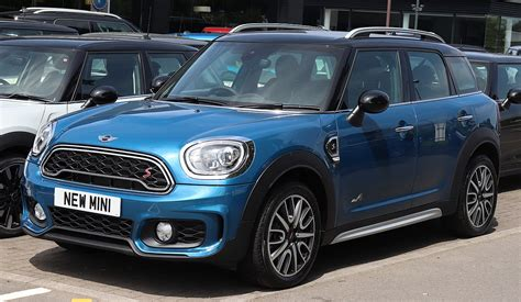 Mini Cooper Countryman Modification by Mini Countryman