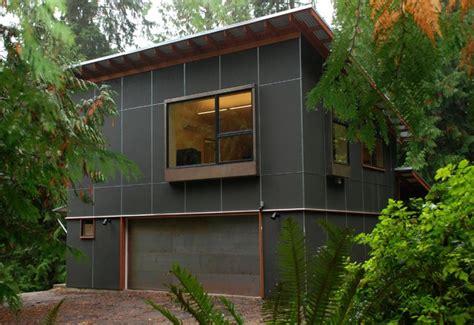 Contemporary Garage Designs by Terrabella Garage Apartment Contemporary Seattle By