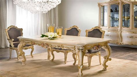 traditional furniture styles french provincial dining