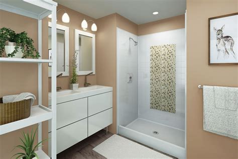 Barrier Free Bathroom Design by Bullock Access Accessible Safe Bathrooms With Barrier