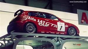 Alfa Romeo 147 Cup And Autodelta 156 Gta Etcc Car At The