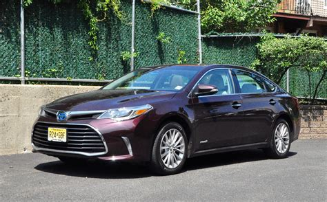 Avalon Hybrid Review 2016 by 2016 Toyota Avalon Hybrid Review And Road Test