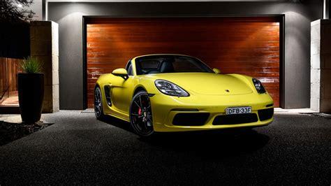 Porsche 718 4k Wallpapers by Porsche 718 Boxster 4k Porsche Wallpapers Porsche Boxster