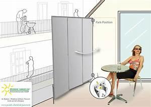 Sichtschutz Für Balkon Ohne Bohren : planungshilfen f r ihren balkon sichtschutz mit sonnensegel seilspannmarkise und windschutzwand ~ Bigdaddyawards.com Haus und Dekorationen