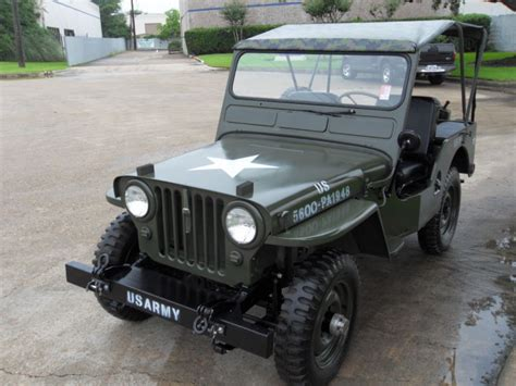 willys jeep off 1950 willys jeep for sale