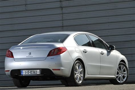 peugeot new car prices peugeot 508 2 0 litre hdi allure review carzone new car