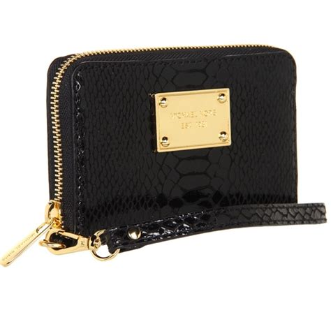 iphone wristlet rank style michael by michael kors zip around iphone