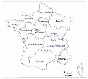 Itineraire Avec Radar : carte de france imprimer avec r gions pays lamer ~ Medecine-chirurgie-esthetiques.com Avis de Voitures