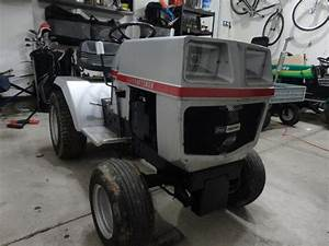 My Free 1984 Gt18 - Sears  Craftsman Tractor Forum