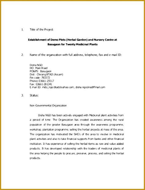 pilot project proposal template fabtemplatez