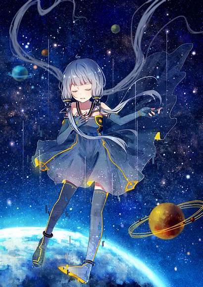 Stardust Vocaloid Xingchen Miku Hatsune Mobile Anime