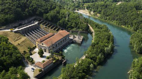 la centrale idroelettrica bertini cornatedaddaeu