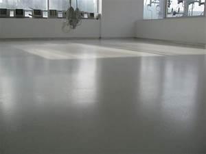 Resine Sol Autolissant : peinture sol poxy et polyur thane himfloor des ~ Premium-room.com Idées de Décoration