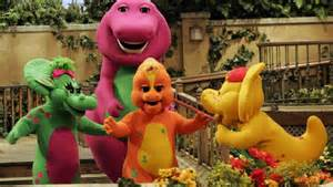 Barney and Friends Baby Bop BJ Riff