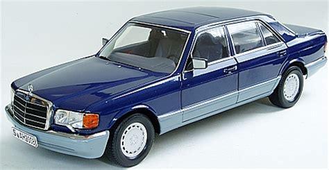Mercedesbenz 560 Sel (w126) Limousine Bj 1985