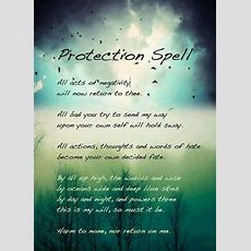 Protection Spell  All Things Wiccanpagan  Pinterest  Protection Spells, Wicca And Witchcraft