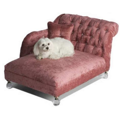 dog beds for the sofa hepburn pink dog sofa bed designer dog beds bowwowsbest
