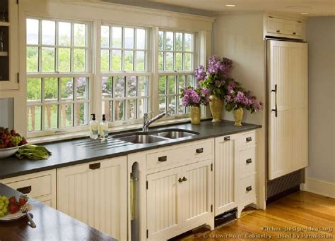 white beadboard kitchen cabinets finding the ideal cottage kitchen cabinets my kitchen
