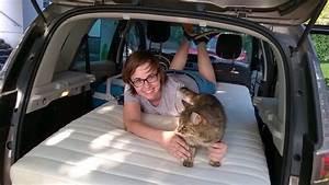 Auto Schlafen Matratze : so wird dein mini van zum campingmobil verenahaunschmid ~ Jslefanu.com Haus und Dekorationen