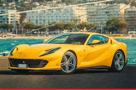 The ferrari 812 superfast is the perfect car for design and sporty driving lovers. Ferrari 812 Superfast roll out begins, starts from France - Drivers Magazine