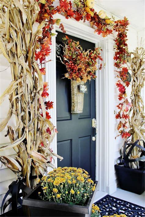 front door decor decorating your front door for fall homes