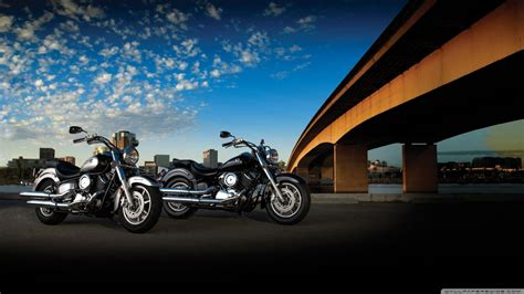 Yamaha Xvs1100a Dragstar Classic Motorcycles 4k Hd Desktop