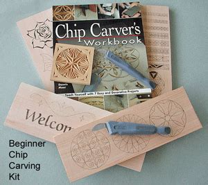 beginner chip carving kit chippingaway