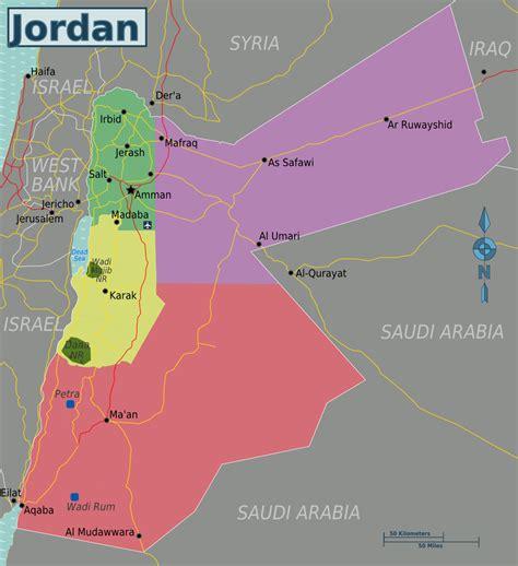 jordan travel guide  wikivoyage